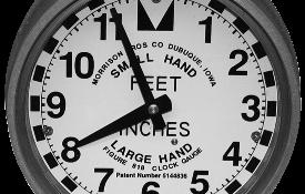 Clock Gauge: Dial Style (cutaway) - from POWERandDATA.info